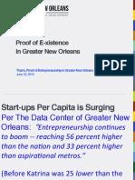 Proof of Entrepreneurship in GNO