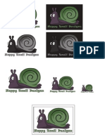 Happy Snail Designs