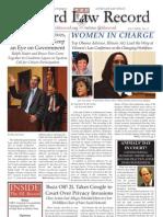 Harvard Law Record, V. 130 No. 4, Feb. 25, 2010