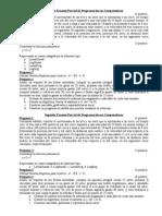 Segundo Examen Parcial de Programación en Computadoras