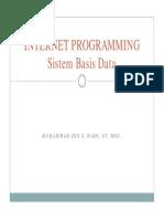 T Modul 4 Database