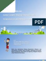 Tecnologia Informação e Comunicação - Senai EAD