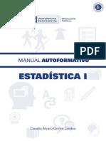 A0175 Estadistica I MAU01