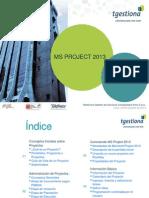 Capacitación MSProject 2013 - V01