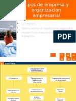 Tipos de Empresa y Organización Empresarial