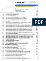 Catalogo a costo directo CEAS PUEBLA 2do. semestre 2014