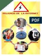 Afiche Peligro de La Internafiche