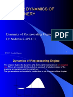 Dynamics of Reciprocating