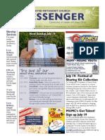 Messenger 7-14-2015