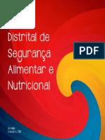 Plano Distrital de Segurança Alimentar e Nutricional