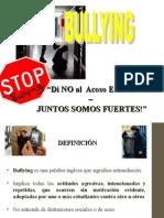 Presentación Bullying - Alumnos