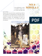 [Kanarianime] No. 6 Novela 3