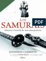 Los Samuráis - Historia y leyenda de una casta guerrera