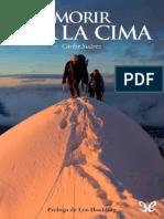 Suarez, Carlos - Morir Por La Cima [12845] (r1.0)