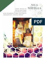 [Kanarianime] No. 6 Novela 6