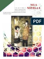 [Kanarianime] No. 6 Novela 8