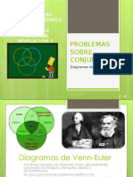 8.1 Problemas Sobre Conjuntos