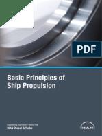 Basic Principles of Propulsion