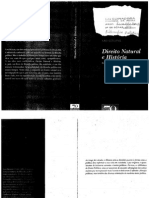 Direito Natural e História - Leo Strauss.pdf