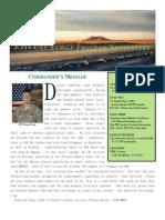July NTC 3116 CAV FRG Newsletter
