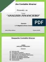 Analisis Financieros NICARAGUA 2013