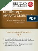Nutricion y Aparato Digestivo