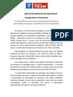 10 ª Unidade de Atendimento Da Apex-Brasil