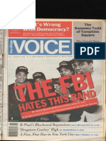 1989 NWA Story in the Village Voice