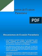 Mecanismos Evasion Parasitaria