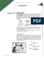 (Abunai) Basic Japanese With Comics