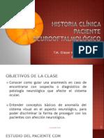 Paciente Neuroftalmogico