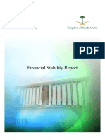 Saudimonagency Financial Stability Report-2015