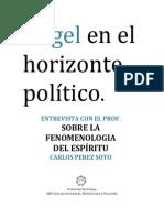 Carlos Perez Soto - 2014-Sobre-Hegel Entrevista