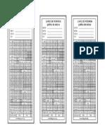 Grafico de Leitura Livro de Mormon