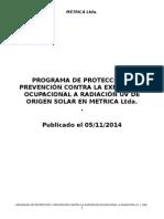 Programa Radiacion UV