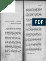 Jean-Paul Sartre - Uma Ideia Fundamental Da Fenomenoligia de Husserl, A Intencionalidade (Situações I)
