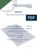 Remote Access Dial-in User Service (RADIUS))