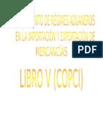 Tratamiento de Régimes Aduaneros en La Importación y Exportación de Mercancías 1111