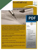 Actualización de La Secretaría Corporativa 2012