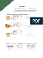 Multiplicación y División para 3° básico