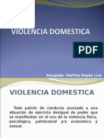 Violencia Domestica Martha