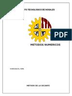 Documentacion Metodos Numericos Matlab
