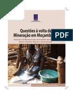 Questoes a Volta Da Mineracao Em Moçambique_TS_CIP_2010