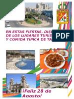 Afiche de Tacna