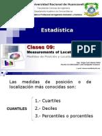 Clase 09_Medidas de Localizacion