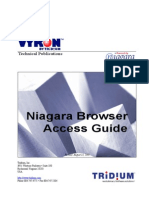 Niagara Browser Access Guide