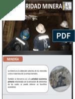 Seguridad en La Mineria