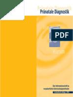 Praenatale Diagnostik 4 Auflage