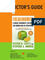 Freakonomics-InstructorGuide