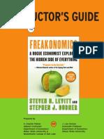 Freakonomics-InstructorGuide
